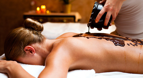 NOUGAT - MASSAGE im Henricus Spa an der Frauenkirche in Dresden